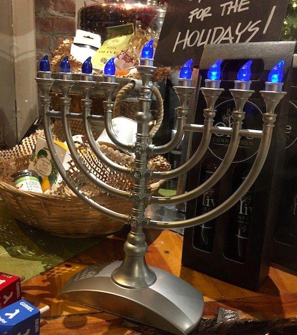 Happy Hanukkah-What do you celebrate?