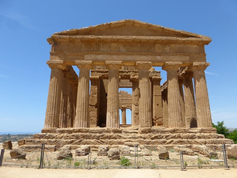 Looks Familiar? Temple in Agrigento