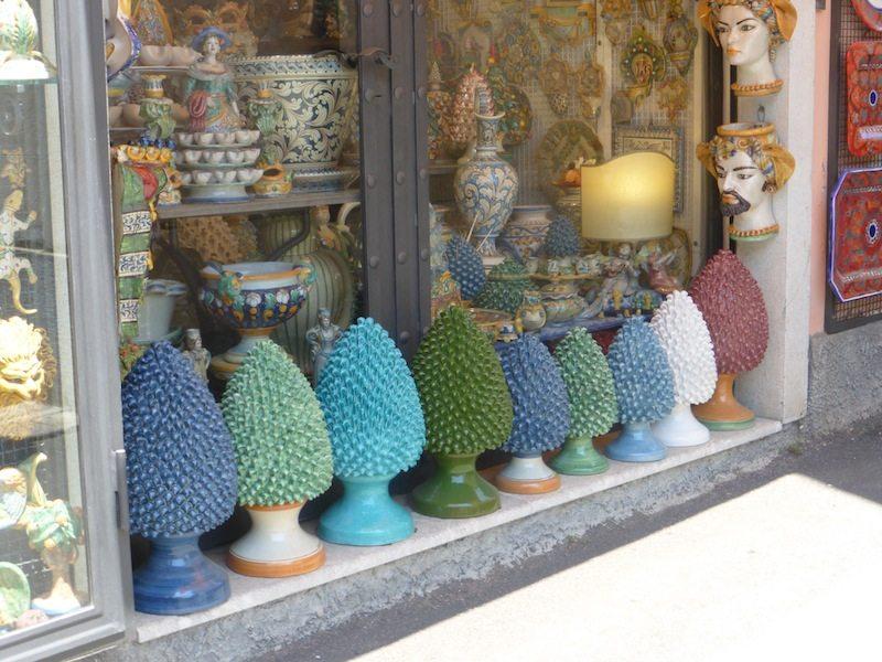 Taormina shopping