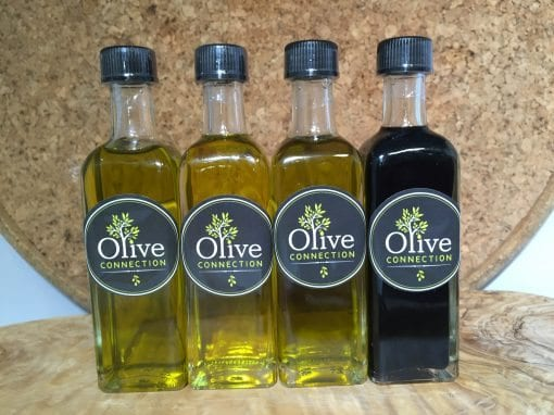 olive oil sampler