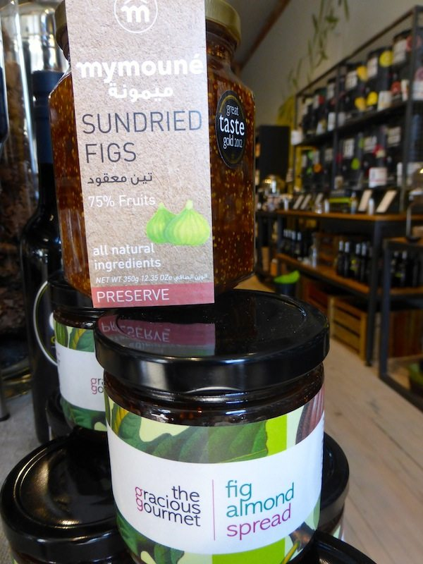 Sweet Fig Balsamic Vinegar, Fig and Almond Spread, Fig Balls, Sundried Figs