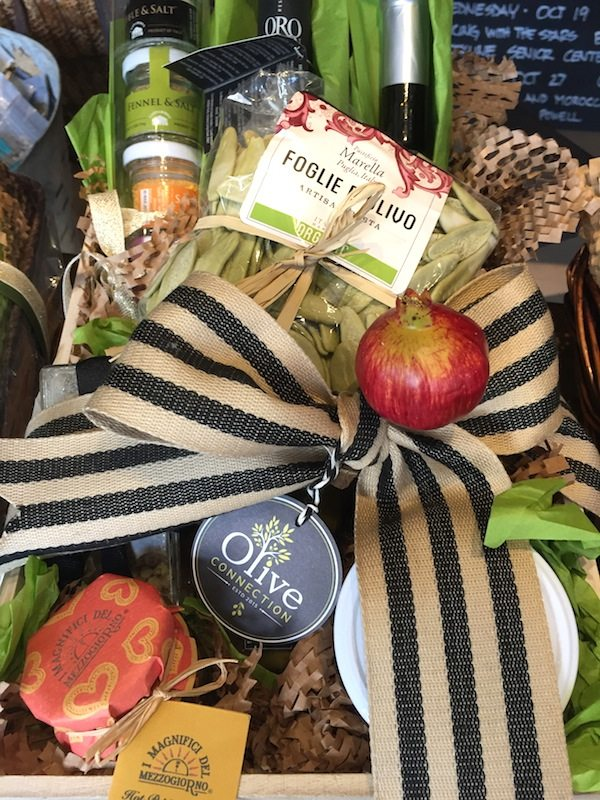 Black and White Ribbon for Gift Baskets