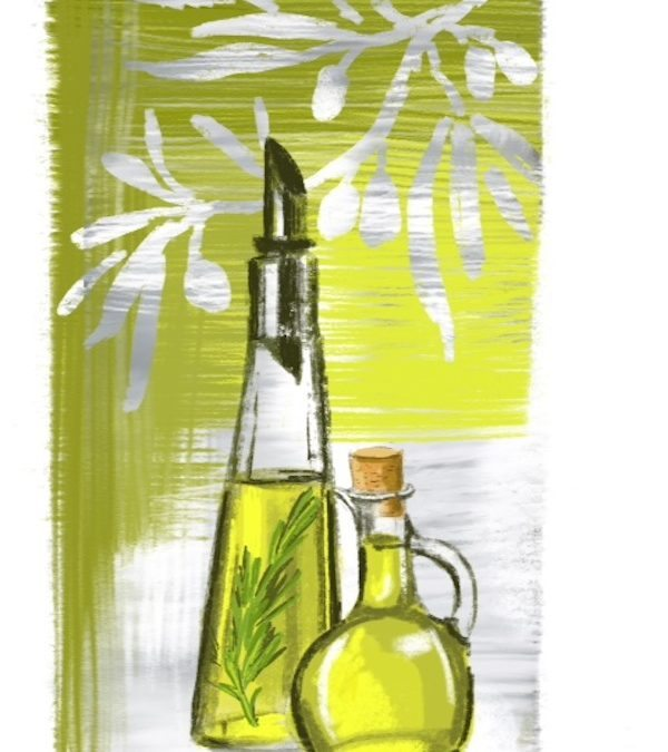 Let me count the ways I love you-olive oil!
