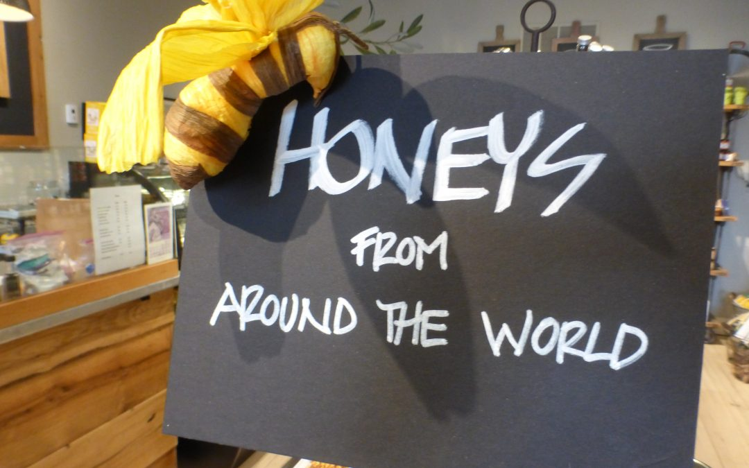 Honey For a 'Sweet New Year'