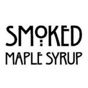 Smoked Maple Syrup