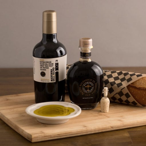 Italian Olive Oil and Aged Balsamic
